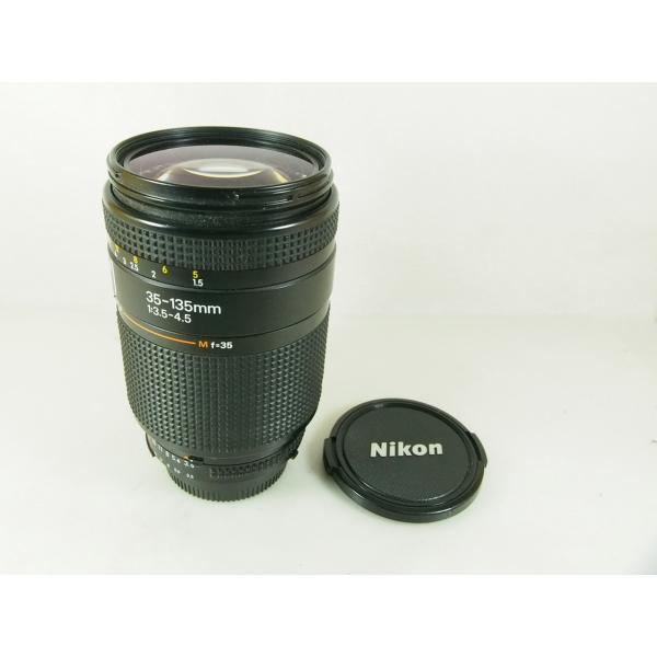ニコン Ai 35-135mm F3.5-4.5s