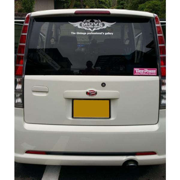 エンブレム 車 ステッカー かっこいい メーカー ロゴ カッティングシート ステッカー|ginkage|16