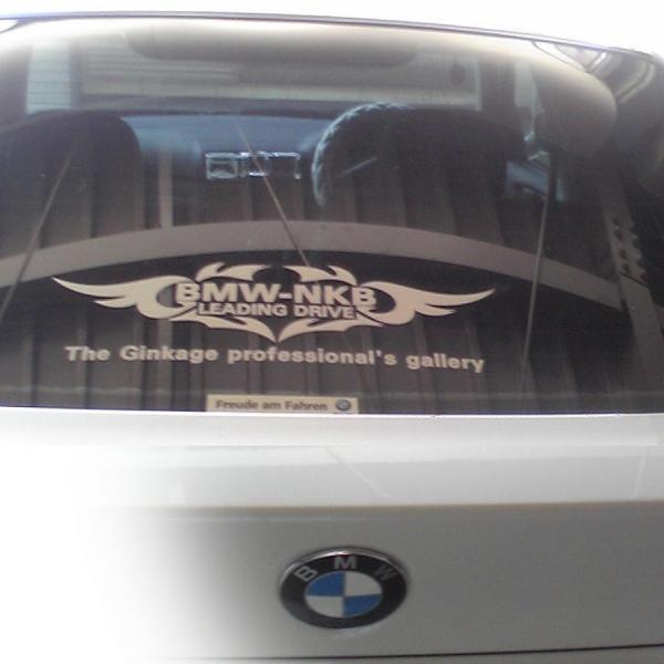 エンブレム 車 ステッカー かっこいい メーカー ロゴ カッティングシート ステッカー|ginkage|10