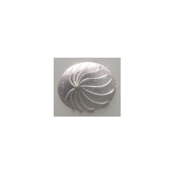 ブローチ B−35小判リボン