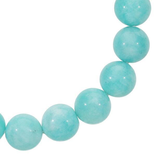 アマゾナイト ブレスレット 10.5mm 17.5cm 天然石 パワーストーン プレゼント 腕輪 数珠|ginnokura|03