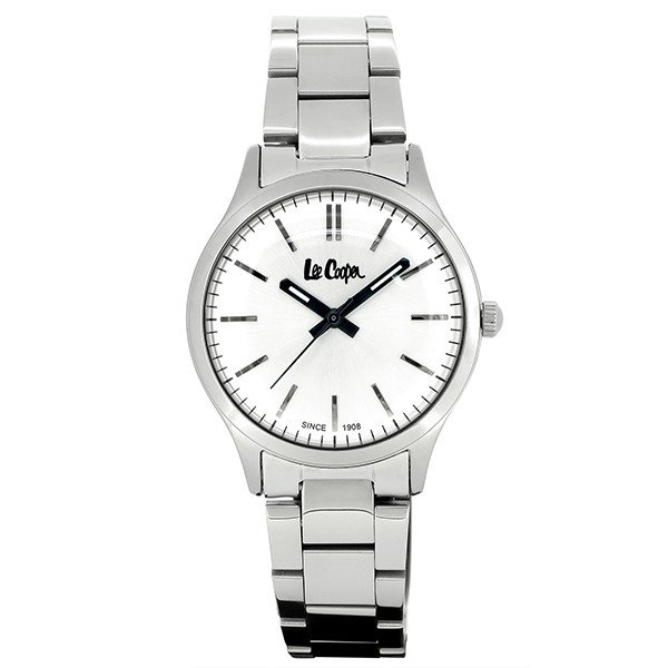 Lee Cooper リークーパー 腕時計 メンズ ブランド ステンレスベルト シルバー LC06300.330 時計 Lee Cooper リークーパー|ginnokura|03