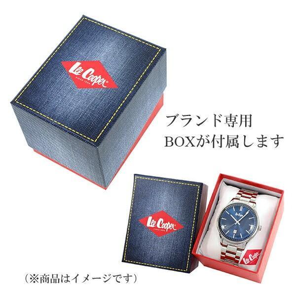 Lee Cooper リークーパー 腕時計 メンズ ブランド レザーベルト ブラウン ブラック LC6379.362 時計 Lee Cooper リークーパー|ginnokura|07