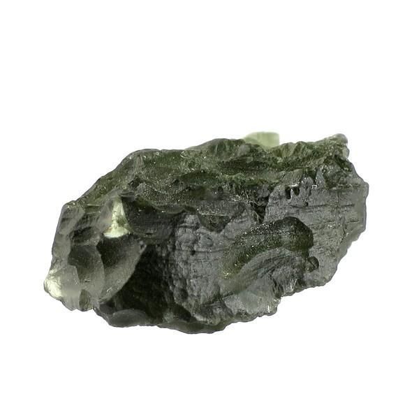 モルダバイト 原石 約3.8g 天然石 パワーストーン 隕石 天然ガラス 置物 インテリア プレゼント 人気|ginnokura|03