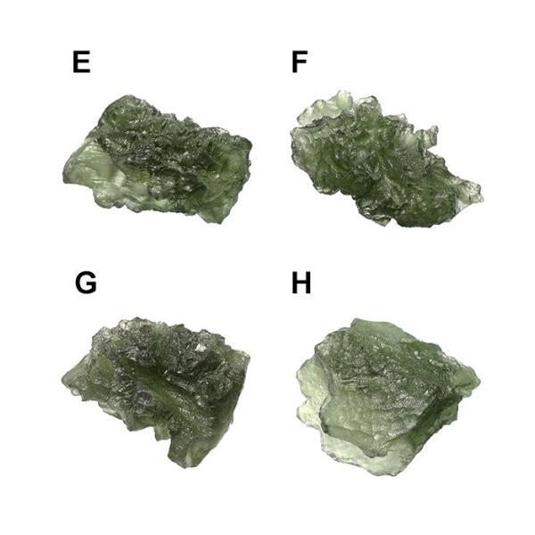 モルダバイト 原石 数量限定 選べる 一点物 天然石 パワーストーン 隕石 天然ガラス 置物 インテリア 希少 レアストーン ginnokura 06
