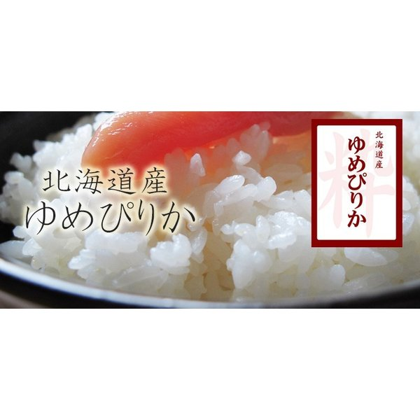 米 10kg 北海道産ゆめぴりか 無洗米 乾式無洗米 送料無料 平成29年産|ginshari|02