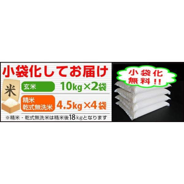 新米 米 お米 20Kg 青森県産 まっしぐら 玄米 送料無料 平成30年産 選べる精米方法|ginshari|05