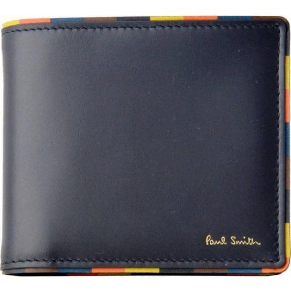 0be3430a73bc ポールスミス paul smith 二つ折り財布の価格と最安値|おすすめ通販や ...