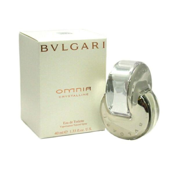 ブルガリ ブルガリ BVLGARI レディース 香水 オムニアクリスタリン ETS 40ml|ginzahappiness