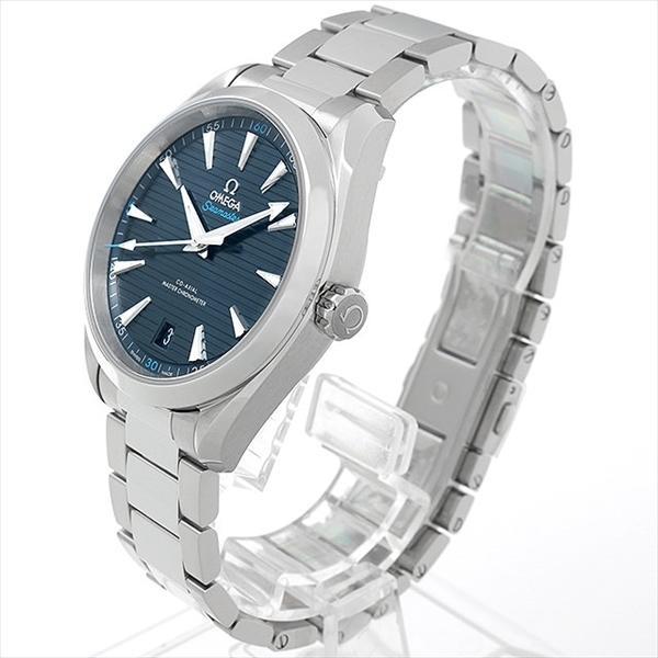 オメガ シーマスター アクアテラ コーアクシャルマスター クロノメーター 41MM 220.10.41.21.03.001 新品 メンズ 腕時計 48回払いまで無金利|ginzarasin|02