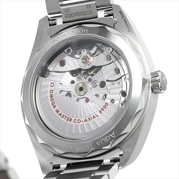 オメガ シーマスター アクアテラ コーアクシャルマスター クロノメーター 41MM 220.10.41.21.03.001 新品 メンズ 腕時計 48回払いまで無金利|ginzarasin|03