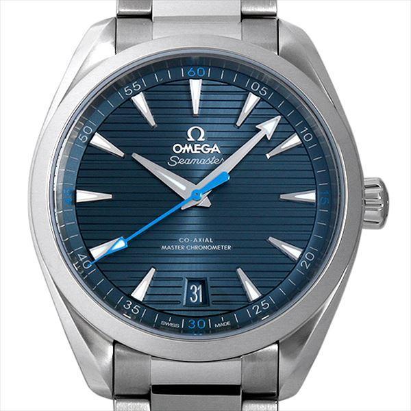 【48回払いまで無金利】オメガ シーマスター アクアテラ 150m コーアクシャル マスタークロノメーター 220.10.41.21.03.002 新品 メンズ 腕時計|ginzarasin