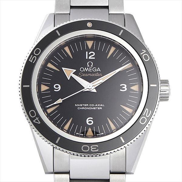 48回払いまで無金利 オメガ シーマスター 300 マスターコーアクシャル 233.30.41.21.01.001 新品 メンズ 腕時計|ginzarasin