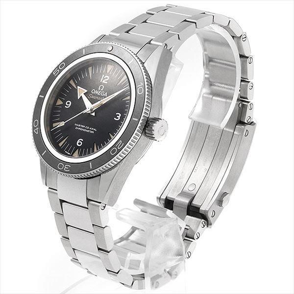 48回払いまで無金利 オメガ シーマスター 300 マスターコーアクシャル 233.30.41.21.01.001 新品 メンズ 腕時計|ginzarasin|02