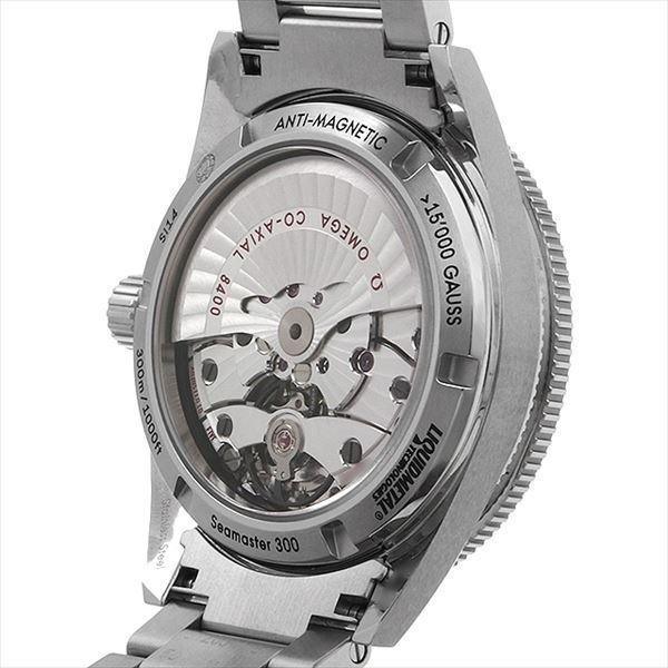 48回払いまで無金利 オメガ シーマスター 300 マスターコーアクシャル 233.30.41.21.01.001 新品 メンズ 腕時計|ginzarasin|03
