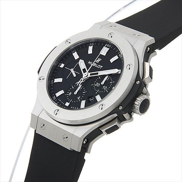 48回払いまで無金利 ウブロ ビッグバン スティール 301.SX.1170.RX 新品 メンズ 腕時計|ginzarasin|02