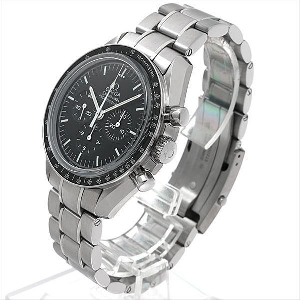 48回払いまで無金利 オメガ スピードマスター プロフェッショナル ムーンウォッチ クロノグラフ 311.30.42.30.01.006 新品 メンズ 腕時計|ginzarasin|02
