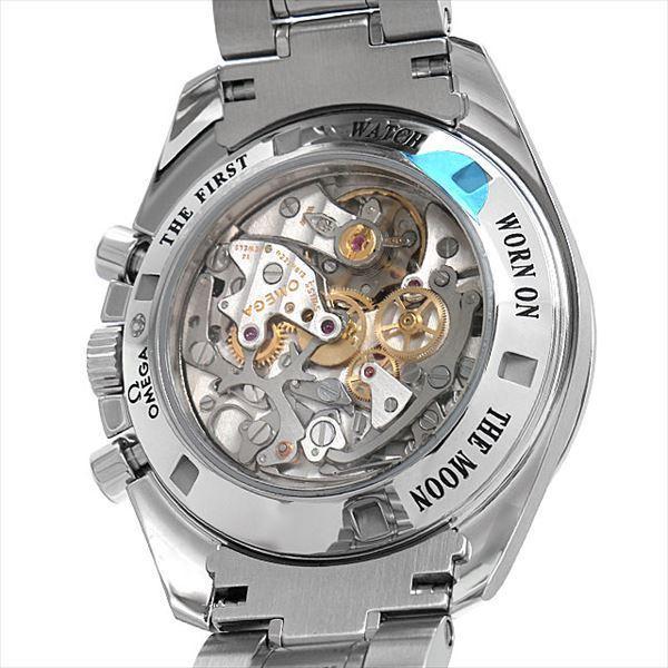 48回払いまで無金利 オメガ スピードマスター プロフェッショナル ムーンウォッチ クロノグラフ 311.30.42.30.01.006 新品 メンズ 腕時計|ginzarasin|03