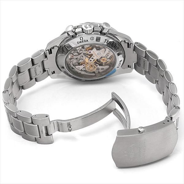 48回払いまで無金利 オメガ スピードマスター プロフェッショナル ムーンウォッチ クロノグラフ 311.30.42.30.01.006 新品 メンズ 腕時計|ginzarasin|04