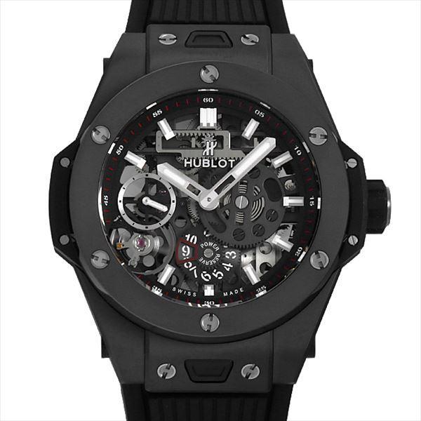 cheaper e2ee5 ab986 48回払いまで無金利 ウブロ ビッグバン メカ10 ブラックマジック 414.CI.1123.RX 新品 メンズ 腕時計