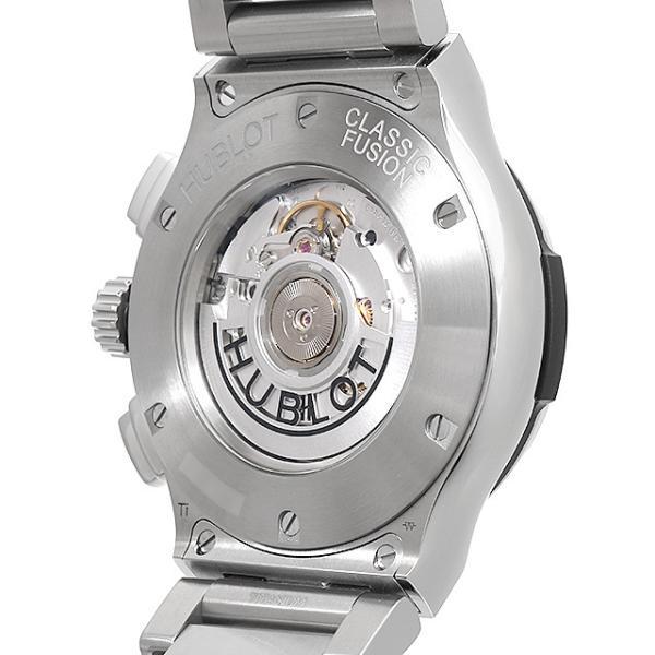 48回払いまで無金利 ウブロ アエロフュージョン チタニウム ブレスレット 528.NX.0170.NX 新品 メンズ 腕時計|ginzarasin|03
