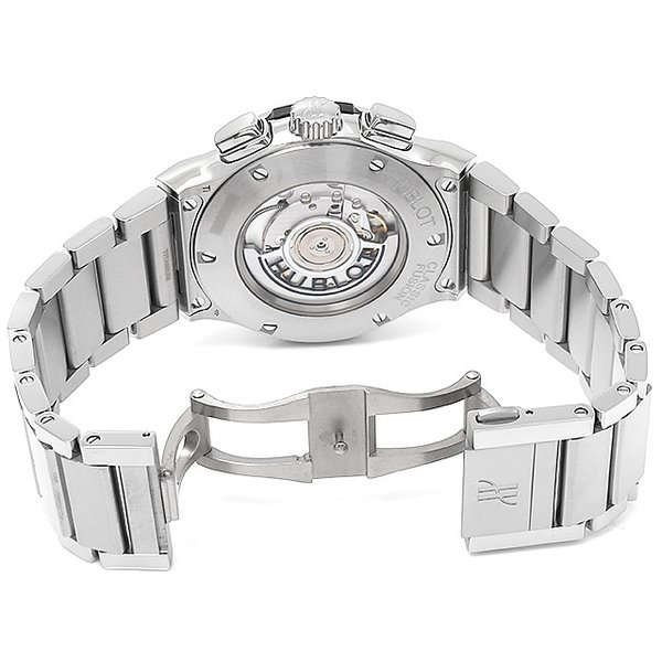 48回払いまで無金利 ウブロ アエロフュージョン チタニウム ブレスレット 528.NX.0170.NX 新品 メンズ 腕時計|ginzarasin|04