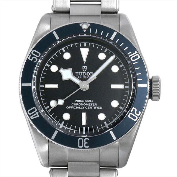 48回払いまで無金利 チューダー ヘリテージ ブラックベイ 79230B 新品 メンズ 腕時計 キャッシュレス5%還元|ginzarasin