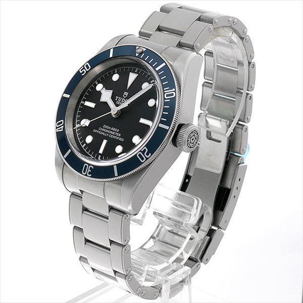 48回払いまで無金利 チューダー ヘリテージ ブラックベイ 79230B 新品 メンズ 腕時計 キャッシュレス5%還元|ginzarasin|02
