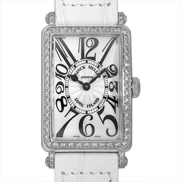 48回払いまで無金利 フランクミュラー ロングアイランド ダイヤベゼル 902QZ D 1R AC 新品 レディース 腕時計