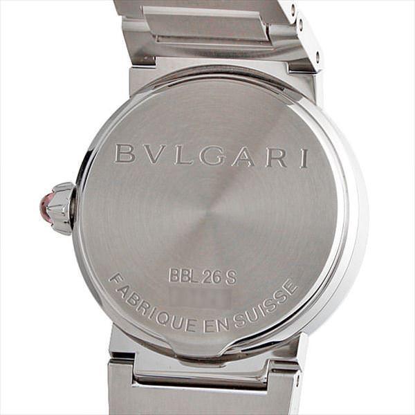 48回払いまで無金利 ブルガリ ブルガリブルガリ BBL26BSSD 新品 レディース 腕時計|ginzarasin|03