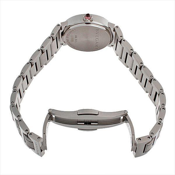 48回払いまで無金利 ブルガリ ブルガリブルガリ BBL26BSSD 新品 レディース 腕時計|ginzarasin|04