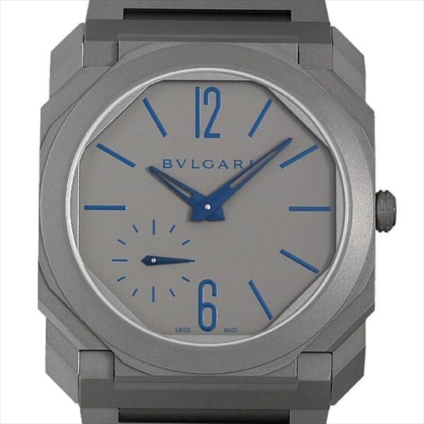 48回払いまで無金利 ブルガリ オクト フェニッシモ BGO40C14TTXTAUTO/L 新品 メンズ 腕時計 ginzarasin