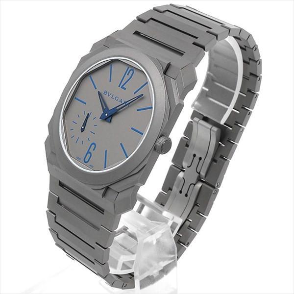 48回払いまで無金利 ブルガリ オクト フェニッシモ BGO40C14TTXTAUTO/L 新品 メンズ 腕時計 ginzarasin 02