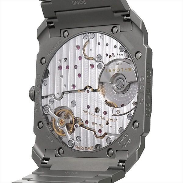48回払いまで無金利 ブルガリ オクト フェニッシモ BGO40C14TTXTAUTO/L 新品 メンズ 腕時計 ginzarasin 03