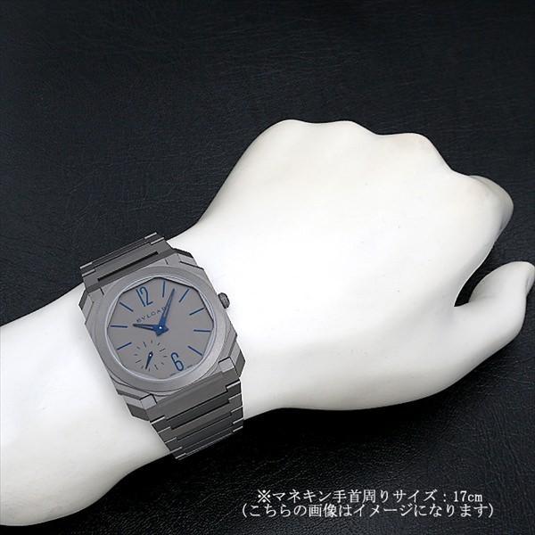 48回払いまで無金利 ブルガリ オクト フェニッシモ BGO40C14TTXTAUTO/L 新品 メンズ 腕時計 ginzarasin 05