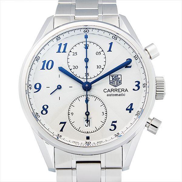 48回払いまで無金利 タグホイヤー カレラ ヘリテージ クロノグラフ キャリバー16 CAS2111.BA0730 新品 メンズ 腕時計|ginzarasin