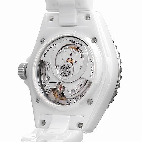 48回払いまで無金利 シャネル J12 白セラミック 12Pダイヤ キャリバー12.1 H5705 新品 メンズ 腕時計|ginzarasin|03