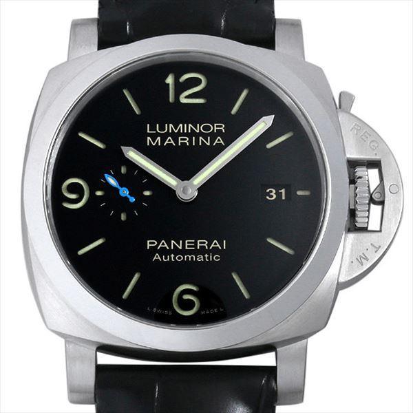 48回払いまで無金利 パネライ ルミノール マリーナ 1950 3DAYS オートマティック アッチャイオ PAM01312 新品 メンズ 腕時計|ginzarasin