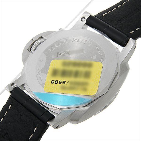 48回払いまで無金利 パネライ ルミノール マリーナ 1950 3DAYS オートマティック アッチャイオ PAM01312 新品 メンズ 腕時計|ginzarasin|03