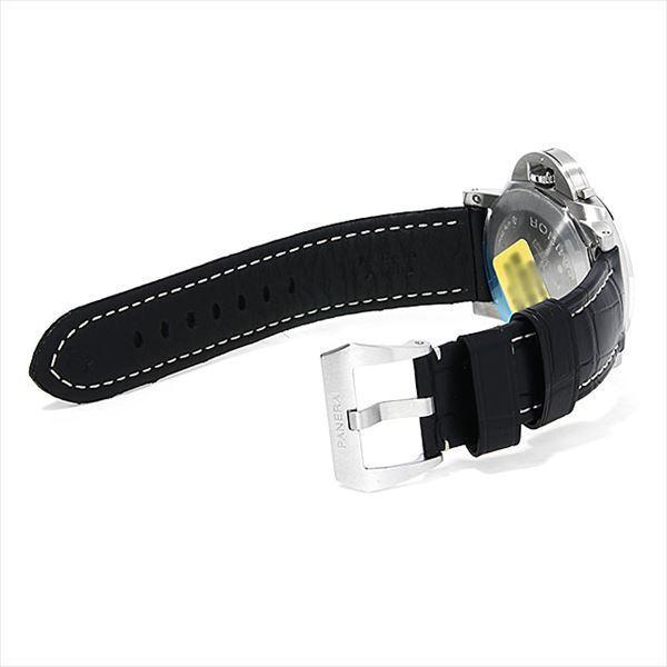 48回払いまで無金利 パネライ ルミノール マリーナ 1950 3DAYS オートマティック アッチャイオ PAM01312 新品 メンズ 腕時計|ginzarasin|04