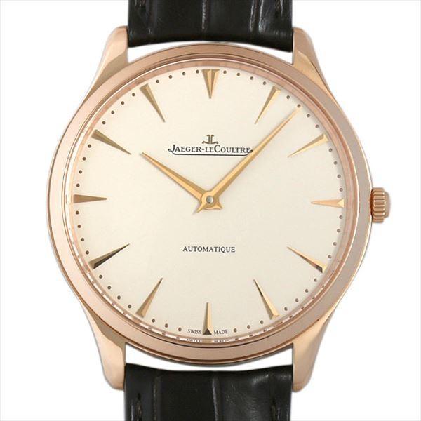 48回払いまで無金利 ジャガールクルト マスターウルトラスリム Q1332511 新品 メンズ 腕時計|ginzarasin