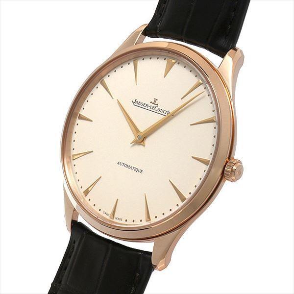 48回払いまで無金利 ジャガールクルト マスターウルトラスリム Q1332511 新品 メンズ 腕時計|ginzarasin|02