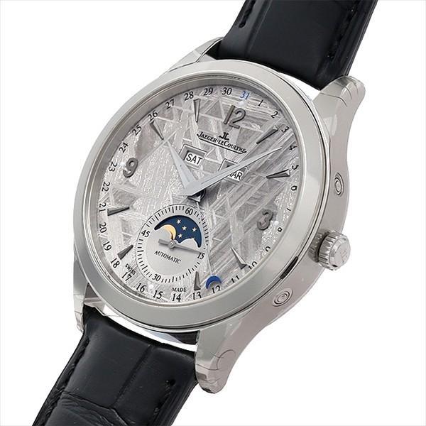 48回払いまで無金利 ジャガールクルト マスターカレンダー Q1558421(176.8.12.S) 新品 メンズ 腕時計|ginzarasin|02