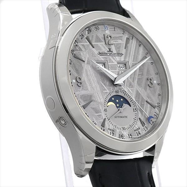 48回払いまで無金利 ジャガールクルト マスターカレンダー Q1558421(176.8.12.S) 新品 メンズ 腕時計|ginzarasin|05
