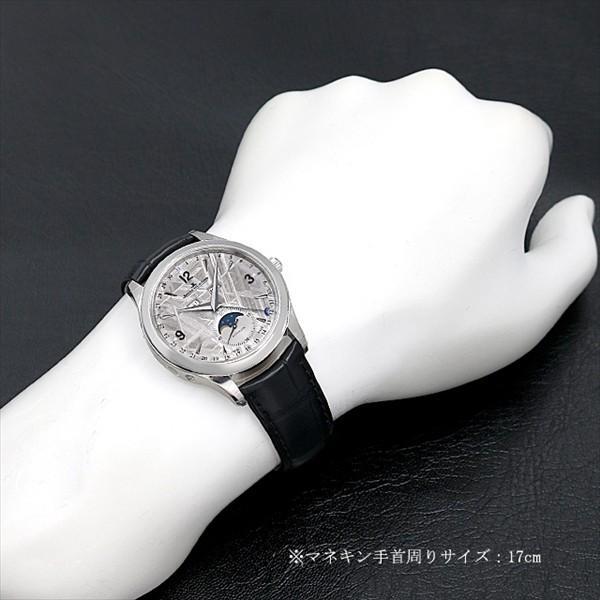 48回払いまで無金利 ジャガールクルト マスターカレンダー Q1558421(176.8.12.S) 新品 メンズ 腕時計|ginzarasin|06