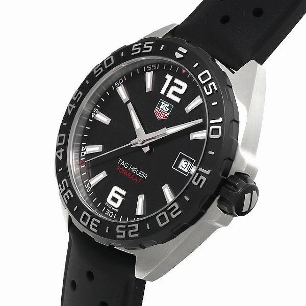 48回払いまで無金利 タグホイヤー フォーミュラ1 WAZ1110.FT8023 新品 メンズ 腕時計|ginzarasin|02