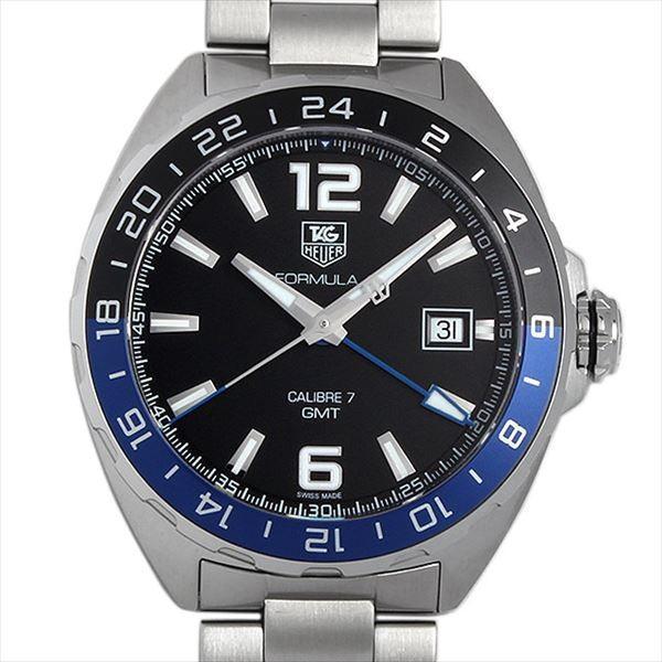 48回払いまで無金利 タグホイヤー フォーミュラ1 キャリバー7 GMT WAZ211A.BA0875 新品 メンズ 腕時計|ginzarasin