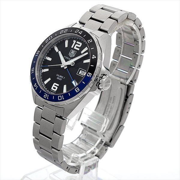 48回払いまで無金利 タグホイヤー フォーミュラ1 キャリバー7 GMT WAZ211A.BA0875 新品 メンズ 腕時計|ginzarasin|02