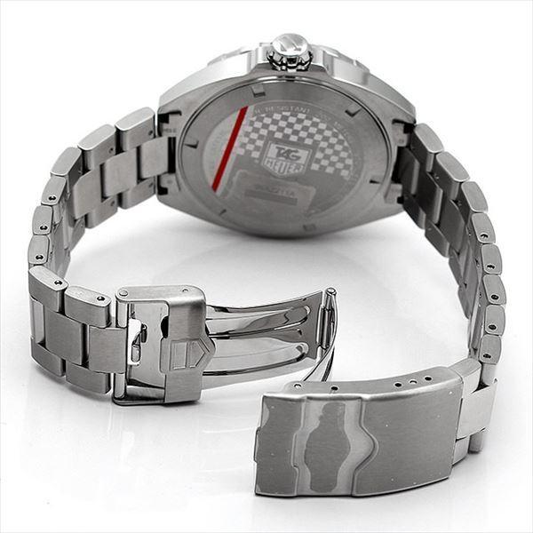48回払いまで無金利 タグホイヤー フォーミュラ1 キャリバー7 GMT WAZ211A.BA0875 新品 メンズ 腕時計|ginzarasin|03