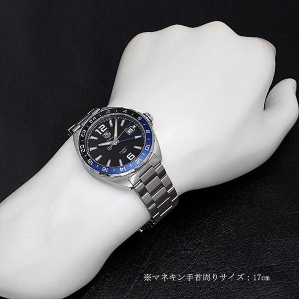 48回払いまで無金利 タグホイヤー フォーミュラ1 キャリバー7 GMT WAZ211A.BA0875 新品 メンズ 腕時計|ginzarasin|04